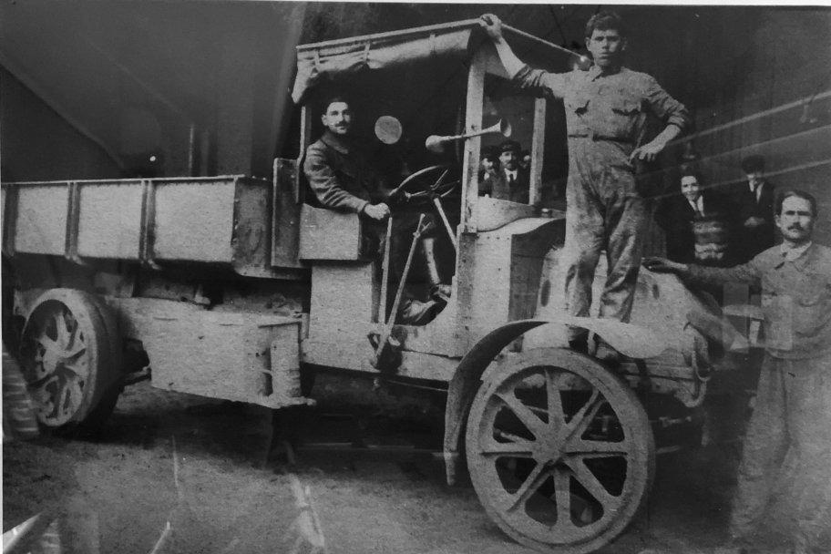 Flamme 1900
